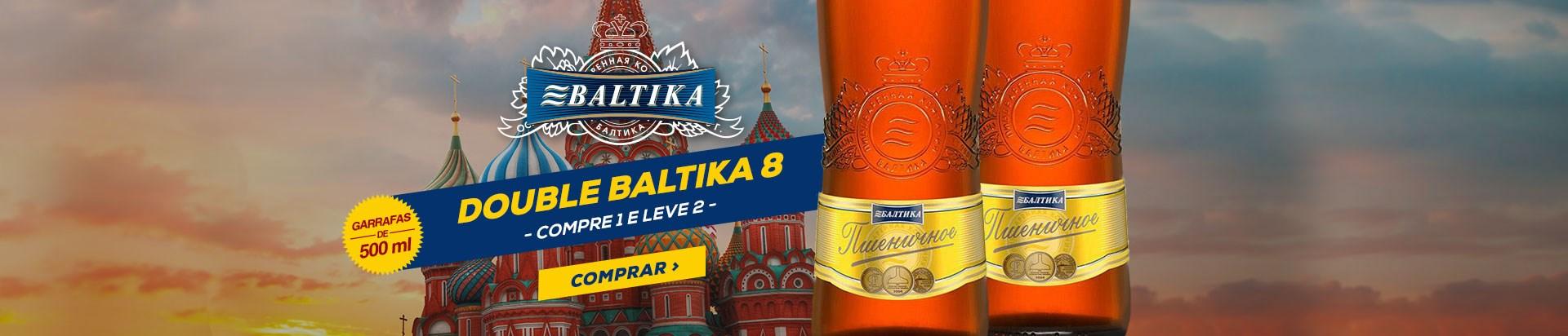 Double Baltika 8