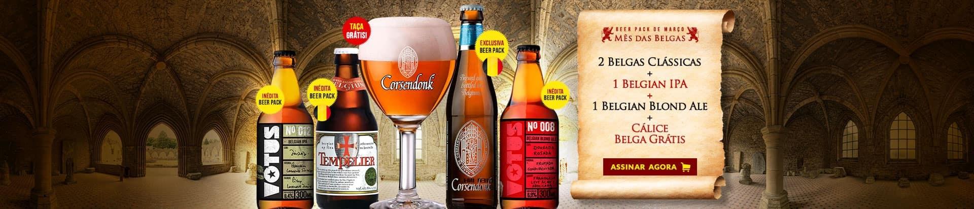 Clube de Assinatura de Cervejas