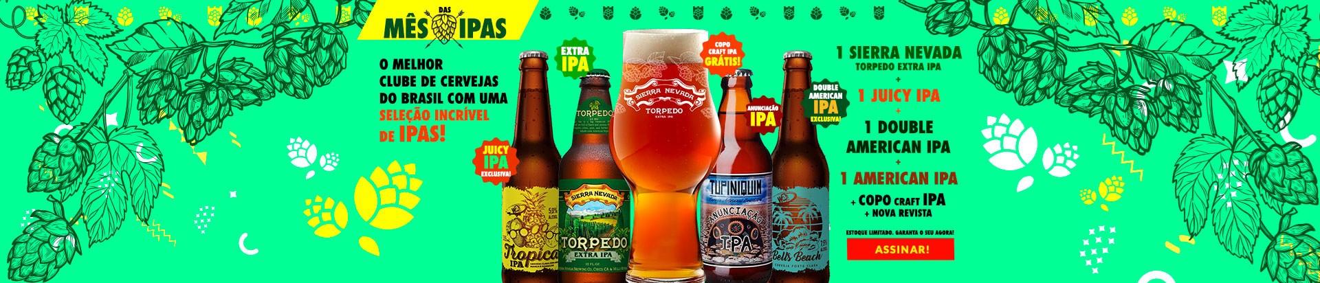 beer pack clube de assinatura de cervejas