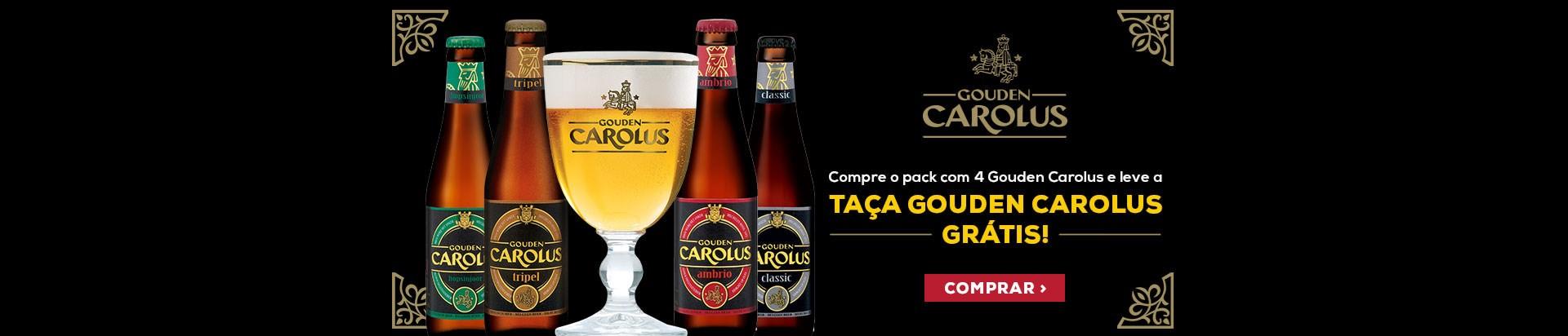 Pack Gouden Carolus