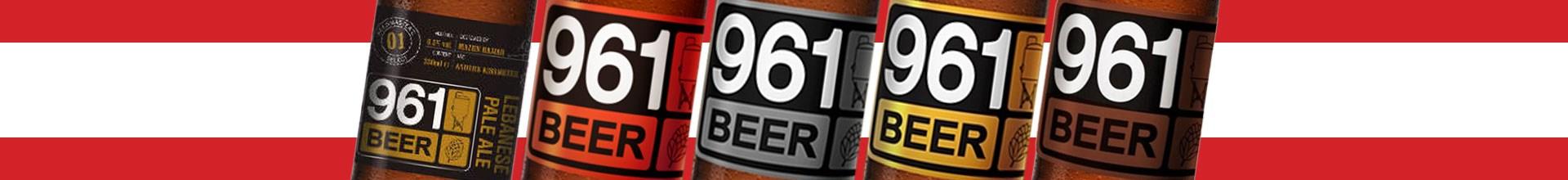 Cervejaria 961 Beer