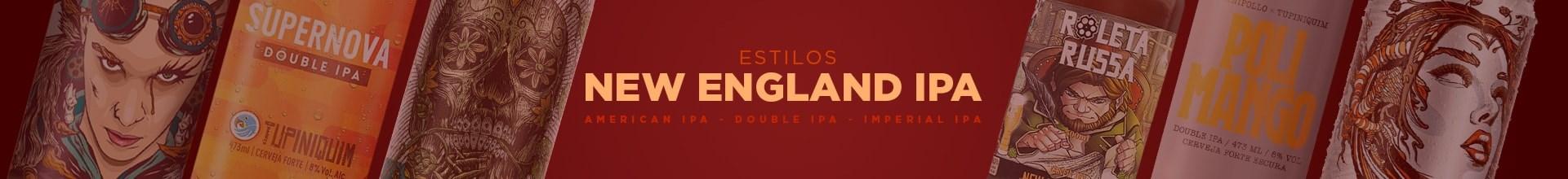 Cervejas New England IPA