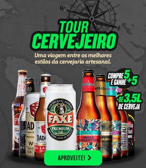Tour cervejeiro - Banner Home Mobile