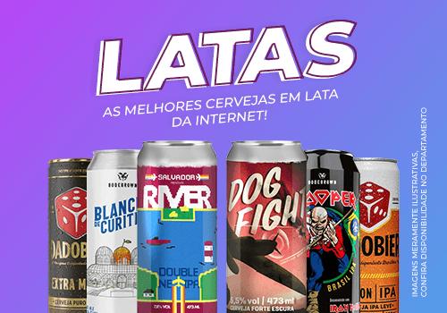 Latas - Banner - Mobile