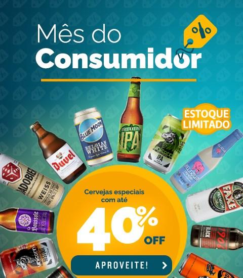 Mês do Consumidor - Banner Home Mobile