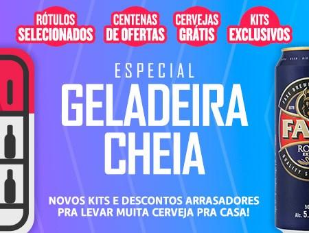 Geladeira Cheia - Kits - Departamento Mobile
