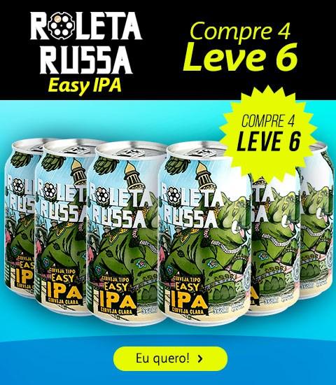 Roleta Russa Easy IPA