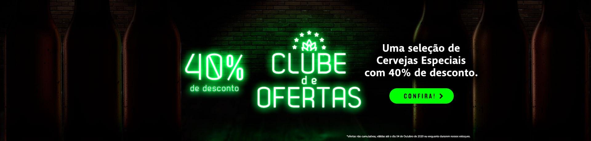 Clube de Ofertas - Banner Home Desktop