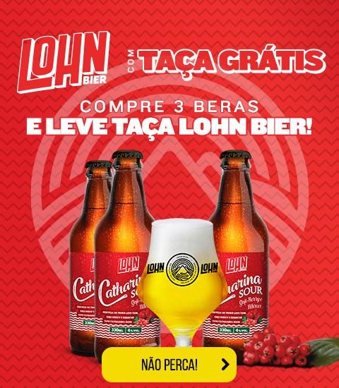 Lohn Bier com Taça - Mobile
