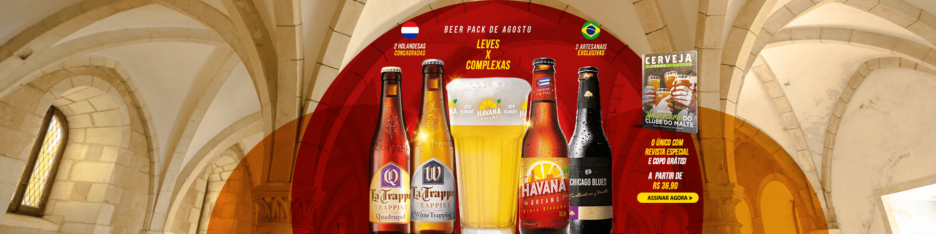 Beer Pack - Agosto