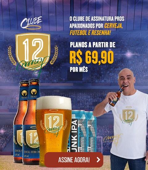Clube 12 Lançamento - Home Mobile