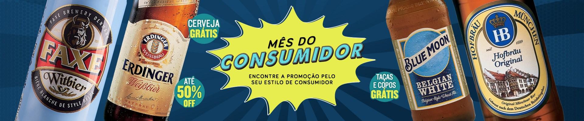 Mês do Consumidor - Banner Desktop
