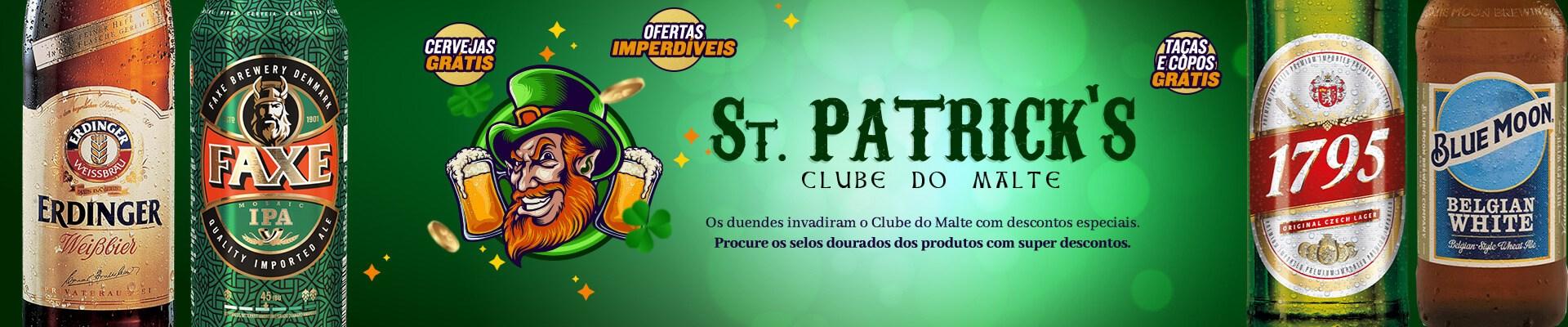 St Patricks - Banner Dpto Desktop