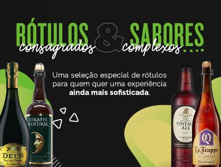 Cervejas Consagradas e Sabores Complexos - Clube do Malte