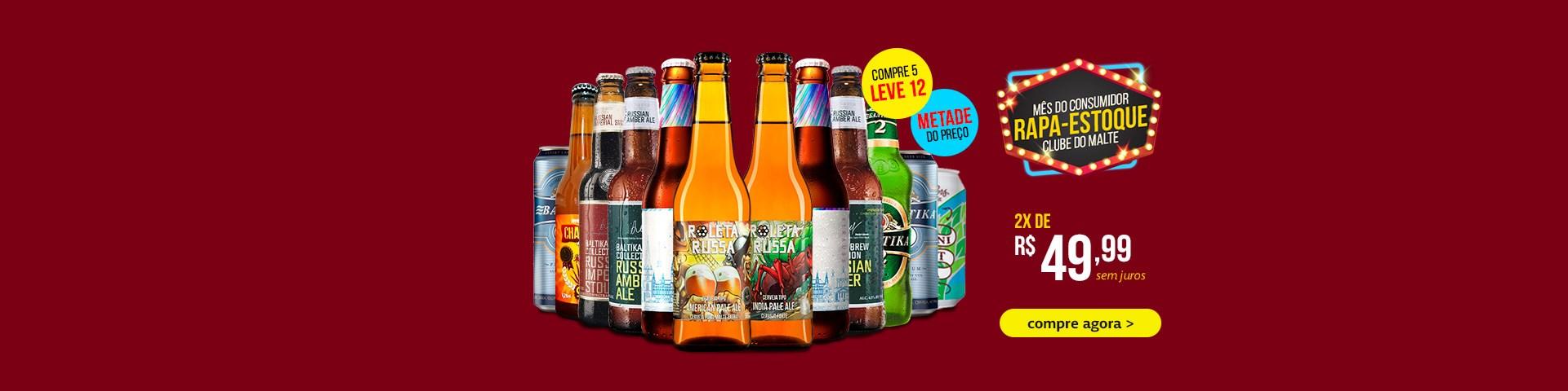 Kit Cervejas Especiais