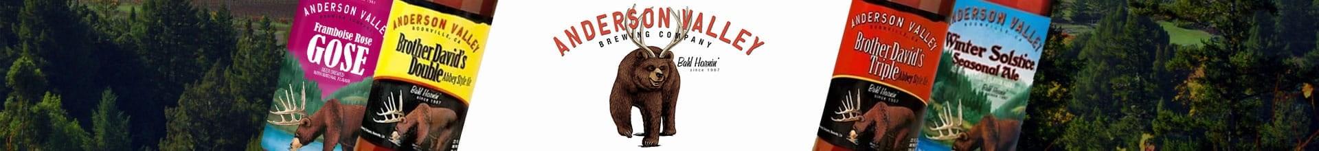 Banner Cervejaria Anderson Valley