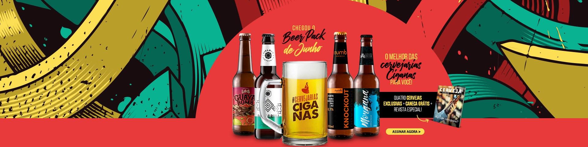Beer Pack - Junho