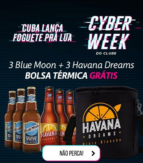 CyberWeek - Cuba Lança - Home Mobile