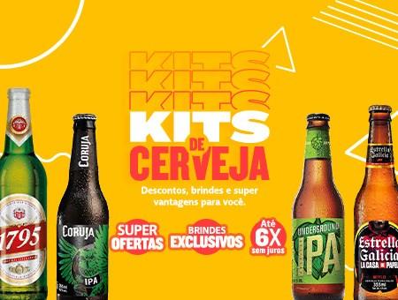 Kits de cervejas - Departamento Mobile