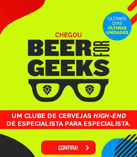 Beer for Geeks - Home Mobile