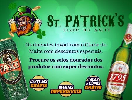 St Patricks - Banner Dpto Mobile