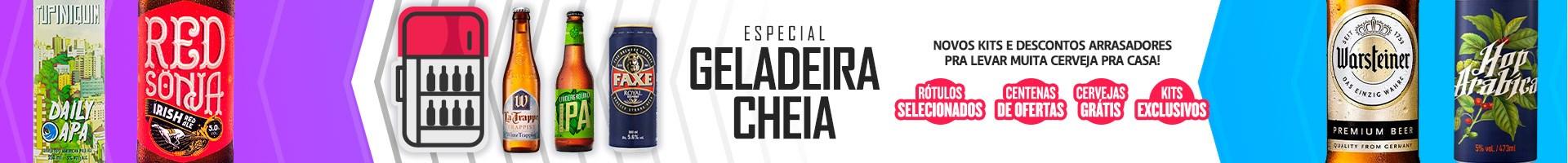 Geladeira Cheia - Kits - Departamento