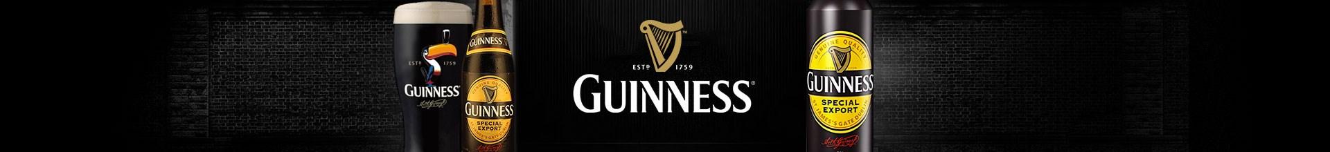 Cervejas Guinness