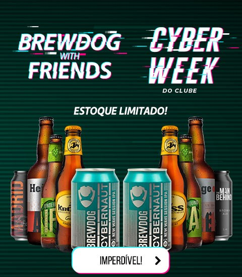 CyberWeek - Brewdog - Home Mobile