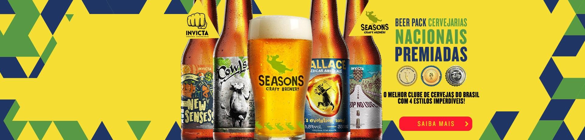 Beer Pack  - Home Desktop