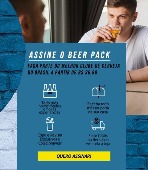 Beer Pack Experinência - Mobile