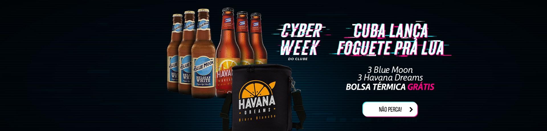 CyberWeek - Cuba Lança - Home Desktop