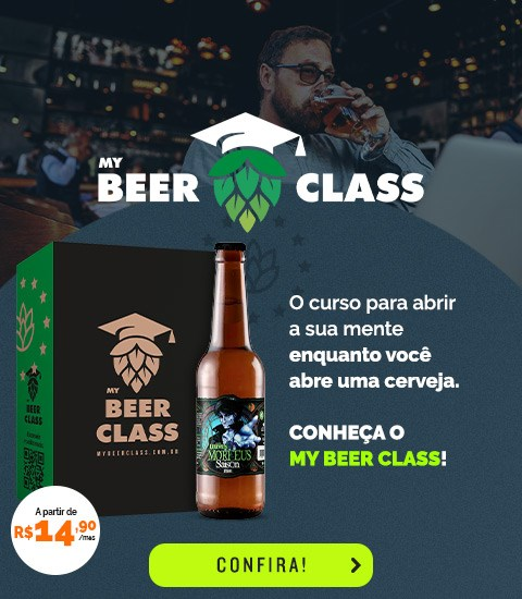 Clube do Malte - My Beer Class
