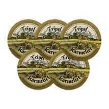 5 Bolachas Tripel Karmeliet