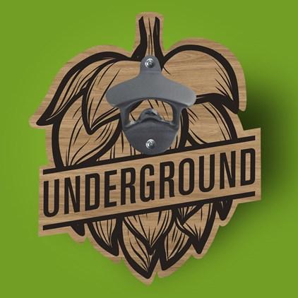 Abridor de Parede Underground