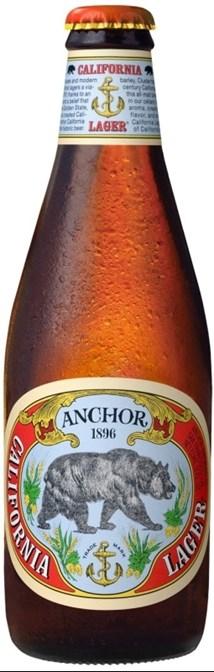 Anchor California Lager 355ml