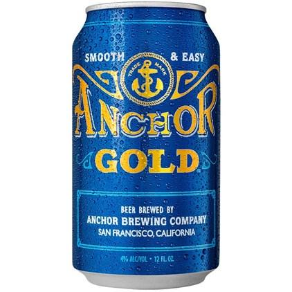 Anchor Gold Ale Lata 355ml