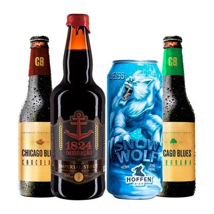 Assinatura Beer.com.br - BEER PLUS - 4 Garrafas