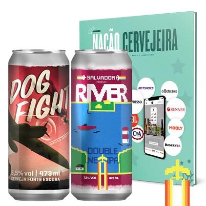 Assinatura Beer For Geeks 2 Cervejas