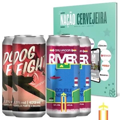 Assinatura Beer For Geeks 4 Cervejas