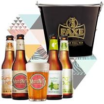 Assinatura Beer Pack Chutando o Balde - 4 Cervejas e 1 Copo (+ Balde Grátis no Primeiro Mês)