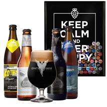 Assinatura Beer Pack - Quadro de Tampinhas (Semestral)