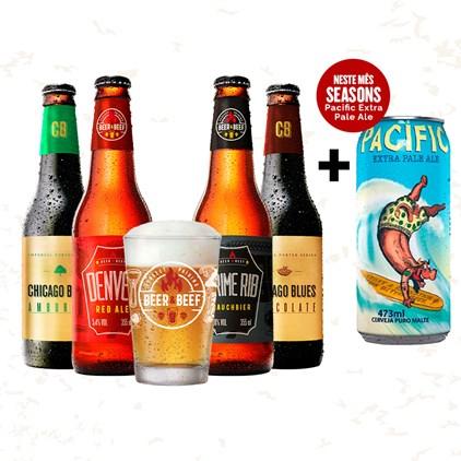 Assinatura Beer Pack - Turbo (Semestral)