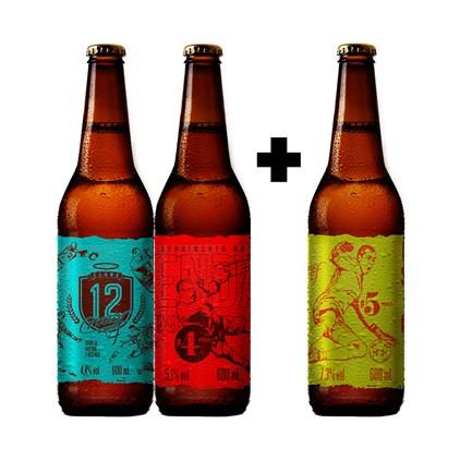 Assinatura Clube 12 Colecionador - 2 Cervejas