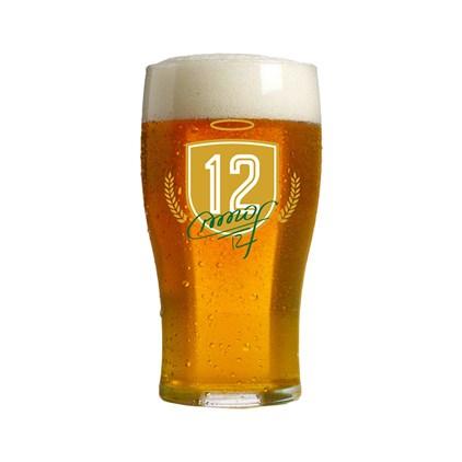 Assinatura Clube 12 ESPECIAL - 4 Cervejas + 1 Copo + Cerveja Exclusiva + Rótulo Autografado