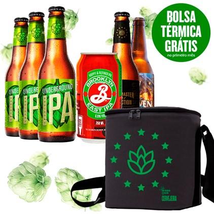 Assinatura de Cervejas IPA Lovers