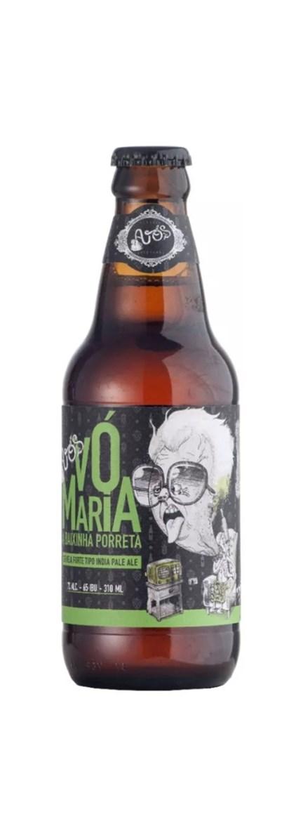 Avós Vó Maria a Baixinha Porreta 300ml