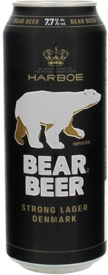 Bear Premium Strong Lager lata