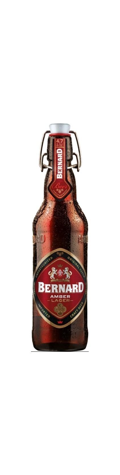 Bernard Amber Lager 500ml