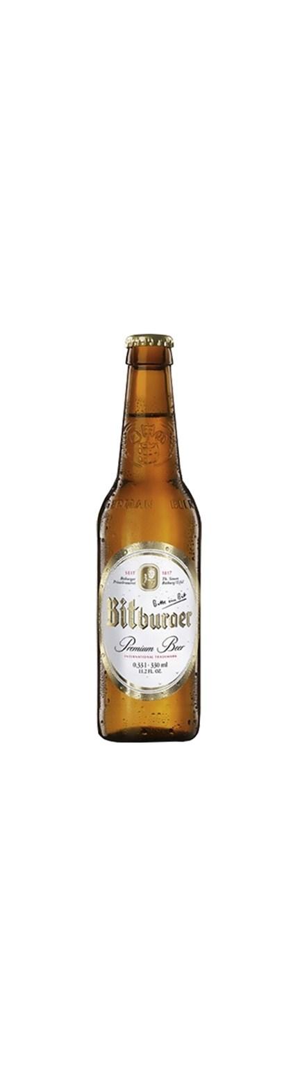 Bitburger Premium 330ml