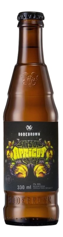 Bodebrown Saison Apricot Tonight